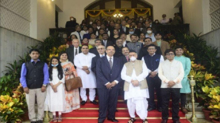 """BMC Commissioner Iqbal Singh Chahal Among The 31 Personalities Awarded With The """"Mumbai Ratna"""""""