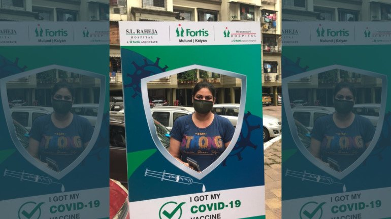 Moraj Society in Navi Mumbai becomes first to conduct community vaccination drive; Nearly 1300 beneficiaries inoculated