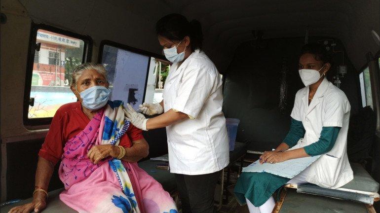 नवी मुंबई में बेघर, बेसहारा, सड़कों पर रहने वाले लोगों को भी लगेगा टीका
