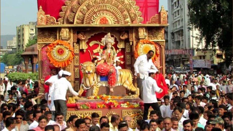 ठाणे जिलाधिकारी की अपील, सादगी से मनाएं नवरात्रि