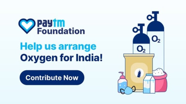 Paytm to airlift 21,000 Oxygen Concentrators under its #OxygenForIndia initiative