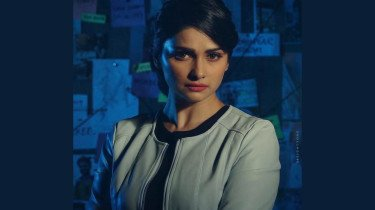 Zee5 releases Prachi Desai's first look frome 'Silence...Can you hear it?'