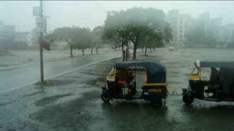 Brace yourself for heavy rainfall in Mumbai today