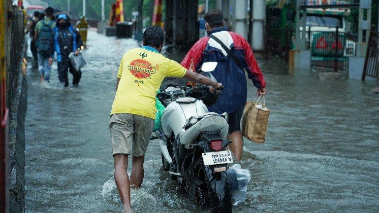 मुंबई : करीब 4 हजार लोगों पर अभी भी है भूस्खलन का खतरा