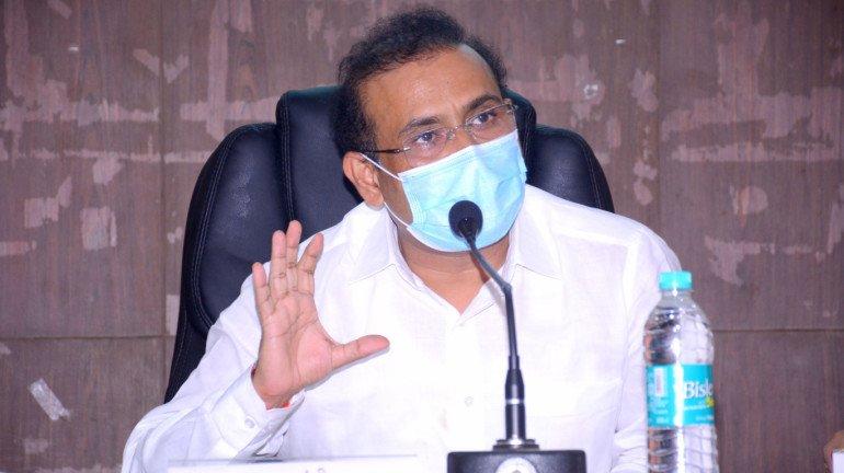 Rajesh Tope: Maharashtra needs three crore vaccine doses per month