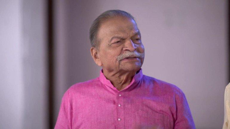 Veteran actor Ravi Patwardhan passes away in Mumbai