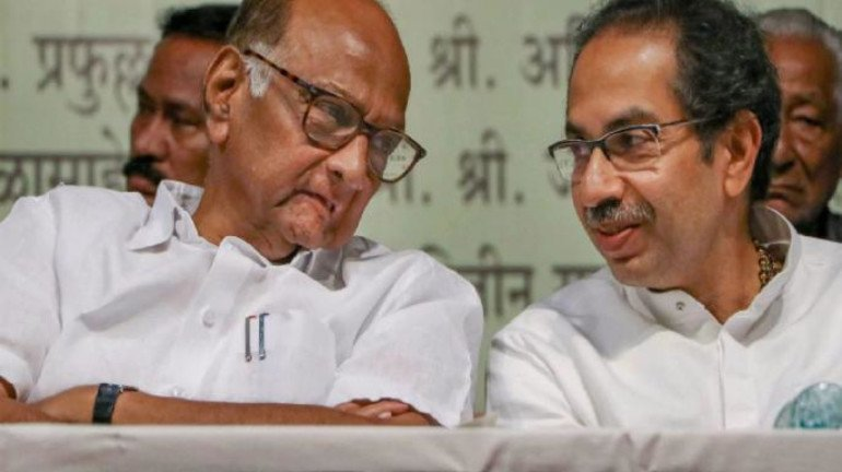 शरद पवार काय राज्याचे गृहमंत्री आहेत? 'त्या' पोलीस अधिकाऱ्याच्या हाकालपट्टीची मागणी