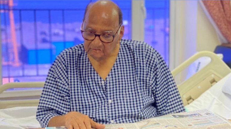 Sharad Pawar undergoes gallbladder surgery