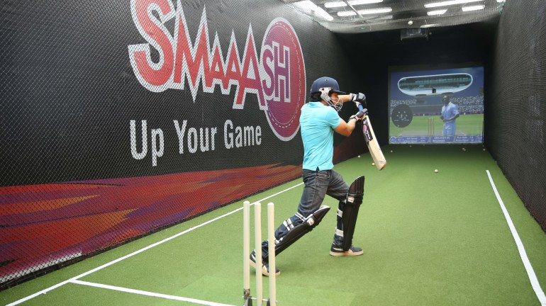 Mumbai's popular Gaming and Entertainment center - SMAAASH is back