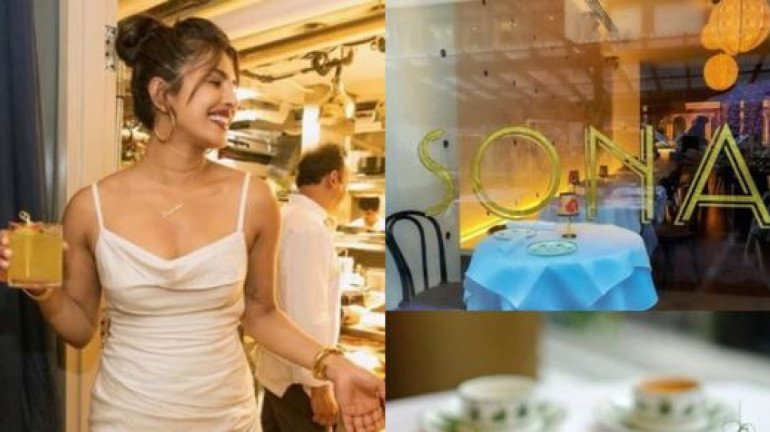 प्रियंका चोप्राच्या रेस्टॉरंटची अमेरिकेत चर्चा, भारतीय पदार्थांसोबत मुंबईच्या वडापावचीही क्रेझ