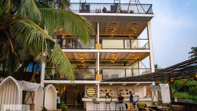Sunburn opens 'Sunburn Beach Club' at Ozran Beach in Goa