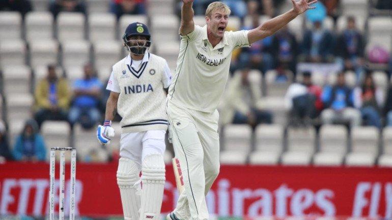World Test Championship Final : न्यूझीलंडसमोर १३९ धावांचं लक्ष्य