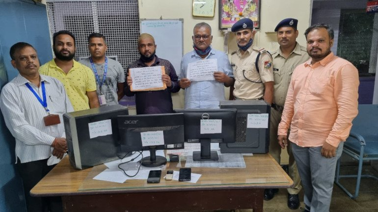 Mumbai: CR's ATS team arrests 19 touts, seizes 475 E-Tickets worth over INR 7 lakhs