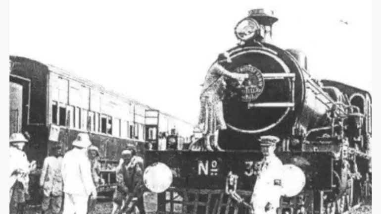 India's First Passenger Train's Engine To Be Installed in Thane