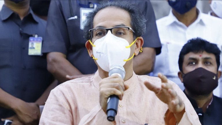 CM lauds Saibaba Sansthan's efforts of setting up an oxygen generation plant