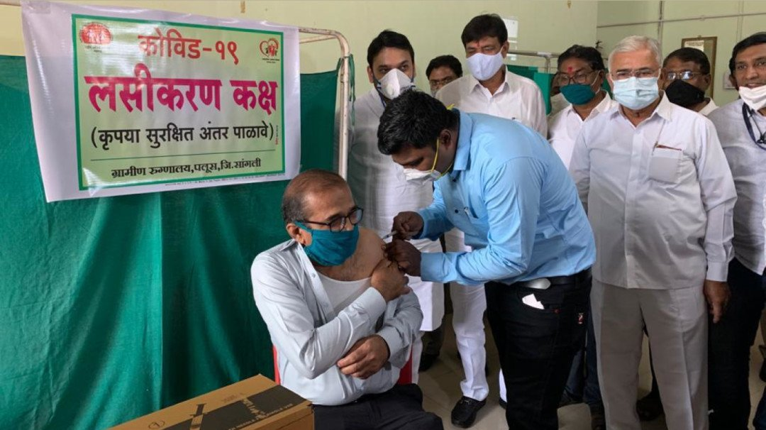 Maharashtra: 45-year-old man dies after getting second dose of COVID-19 vaccine - Mumbai Live