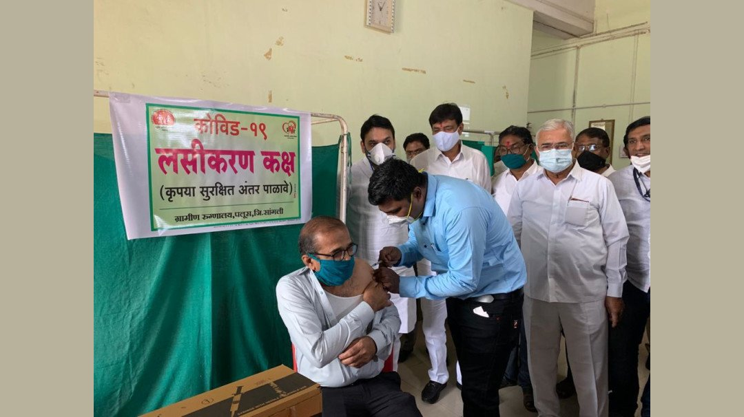 BMC aims to vaccinate over 9 million eligible adults in Mumbai by February 2022