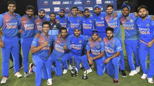 Team India Facing a Busy Season as Reports Hint at Non-Stop Cricket in 2021
