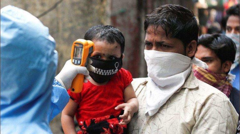 कोरोना का असर, भारत में लगभग 1.2 लाख बच्चों ने अपने किसी एक पैरेंट्स को खोया
