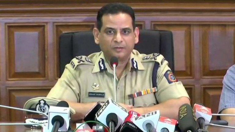 डबल मास्क आणि फेस शिल्ड वापरा - मुंबई पोलीस आयुक्त