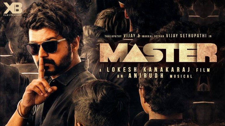 'Vijay The Master' starring Thalapathy Vijay to premier this weekend