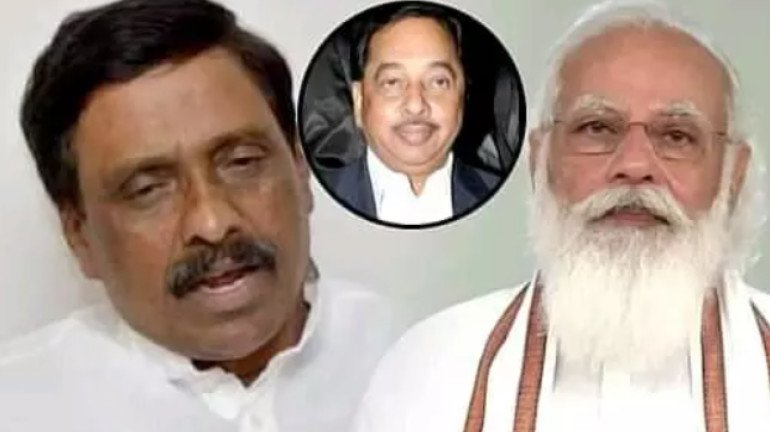 Vinayak Raut Writes A Letter To The Prime Minister Against Narayan Rane