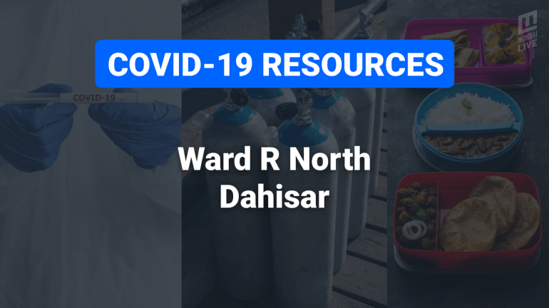 COVID-19 Resources & Information, Mumbai Ward R/N : Dahisar