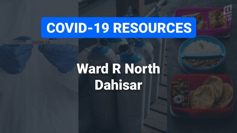 COVID-19 Resources & Information, Mumbai Ward R/N : बोरिवली (पश्चिम) आणि दहिसर (पूर्व)