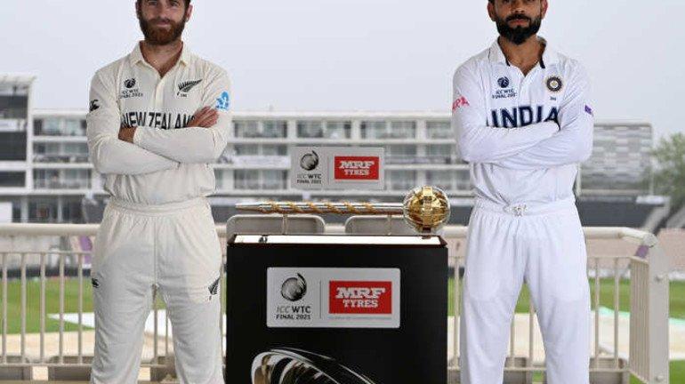 world test championship final : भारत-न्यूझीलंड सामना आजपासून
