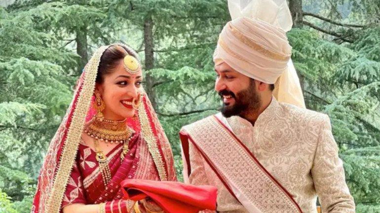 अभिनेत्री यामी गौतम 'या' दिग्दर्शकासोबत अडकली विवाह बंधनात