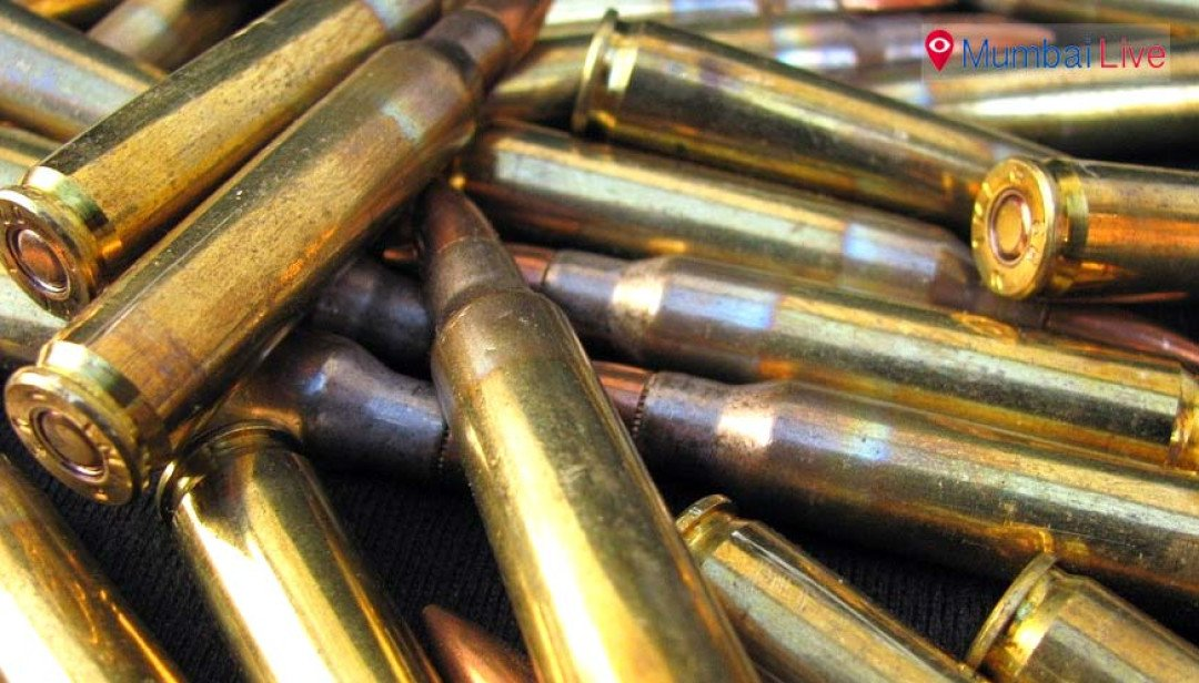 Police recover 127 live cartridges