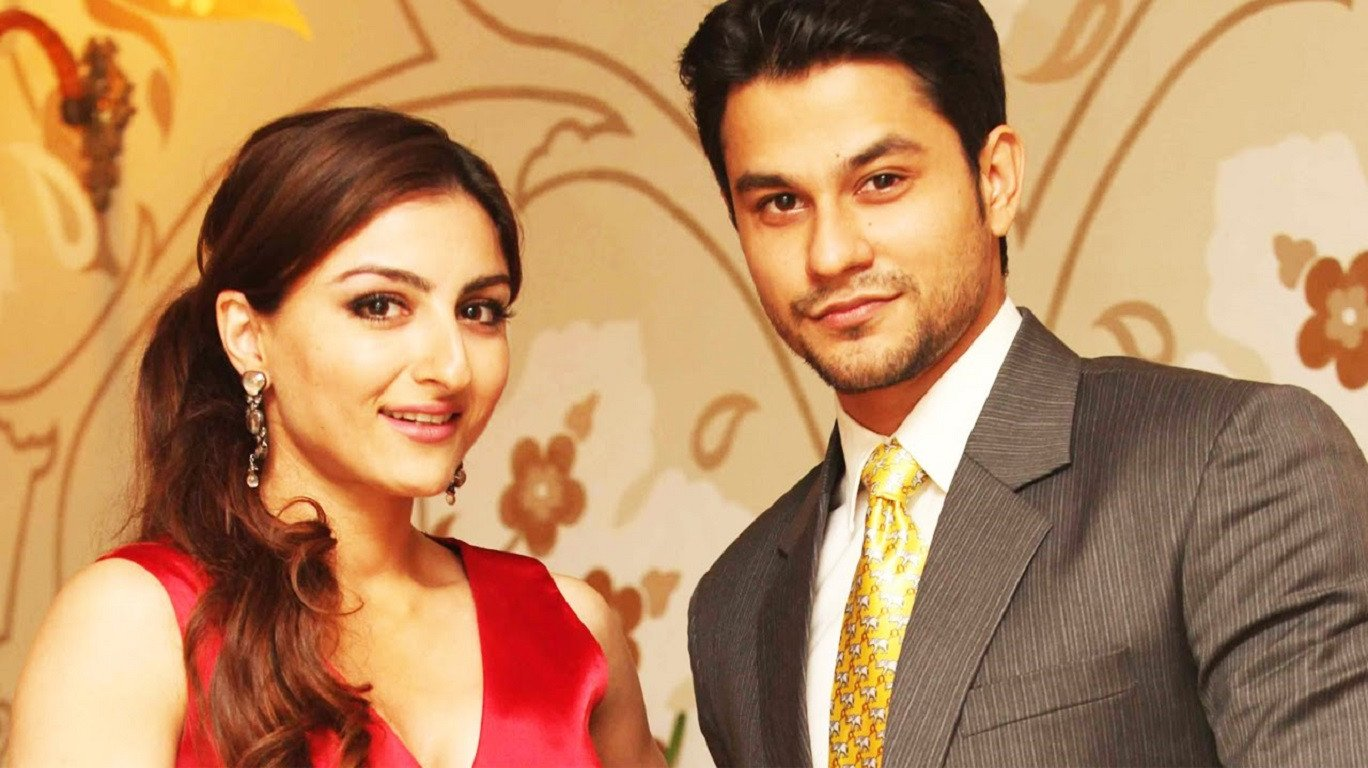 Soha Ali Khan and Kunal Khemu proud parents to baby girl