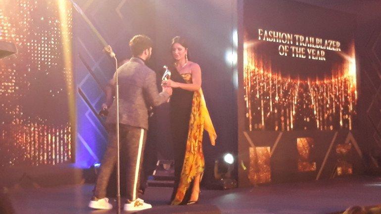 कैटरीना कैफ को मिला फिल्मफेयर का 'फैशन ट्रिलब्ज़र ऑफ द ईयर' पुरस्कार!