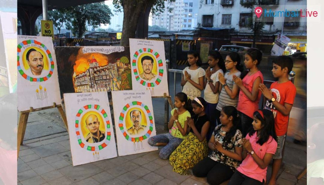 Homage to Martyrs