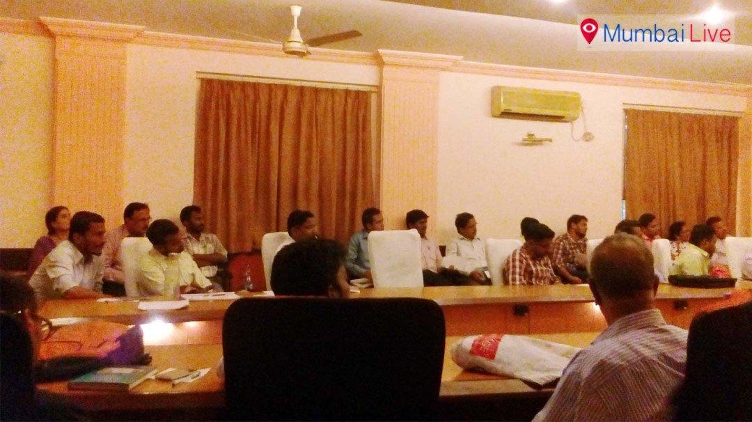 मुंबई विद्यापीठ में कार्यशाला का आयोजन