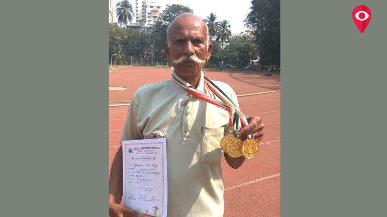 अफलातून, ७१ व्या वर्षी पटकावली 'त्यांनी' ३ सुवर्ण पदकं