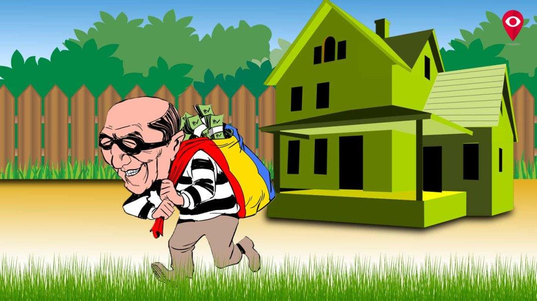 अंधेरीत नोकरानेच केली घरात चोरी
