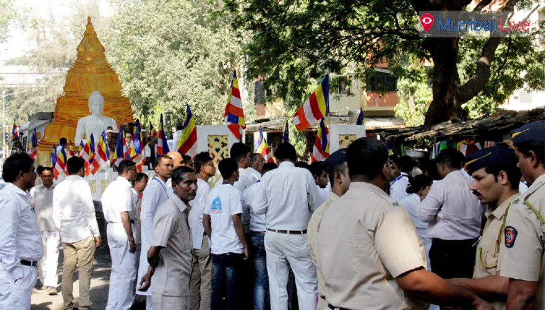 Rally to pay tribute to Ambedkar