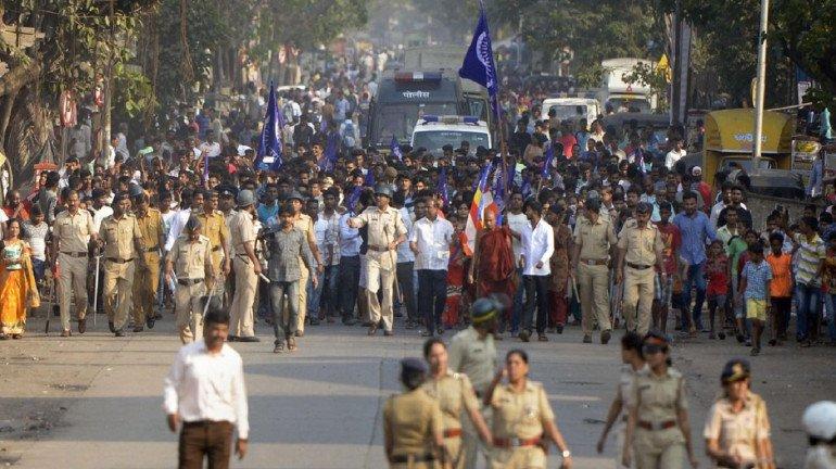 Maharashtra bandh: रास्ता रोको रैलियां निकालने और कोविड-19 प्रोटोकॉल का उल्लंघन करने पर 33 मामले दर्ज