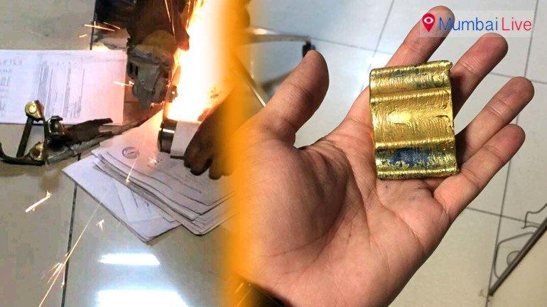 Goldrush for AIU at Mumbai airport
