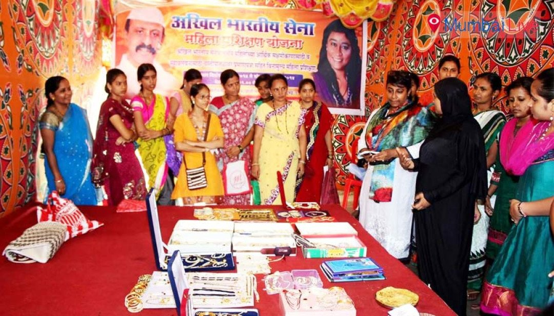 Geeta Gavli works for women's empowerment