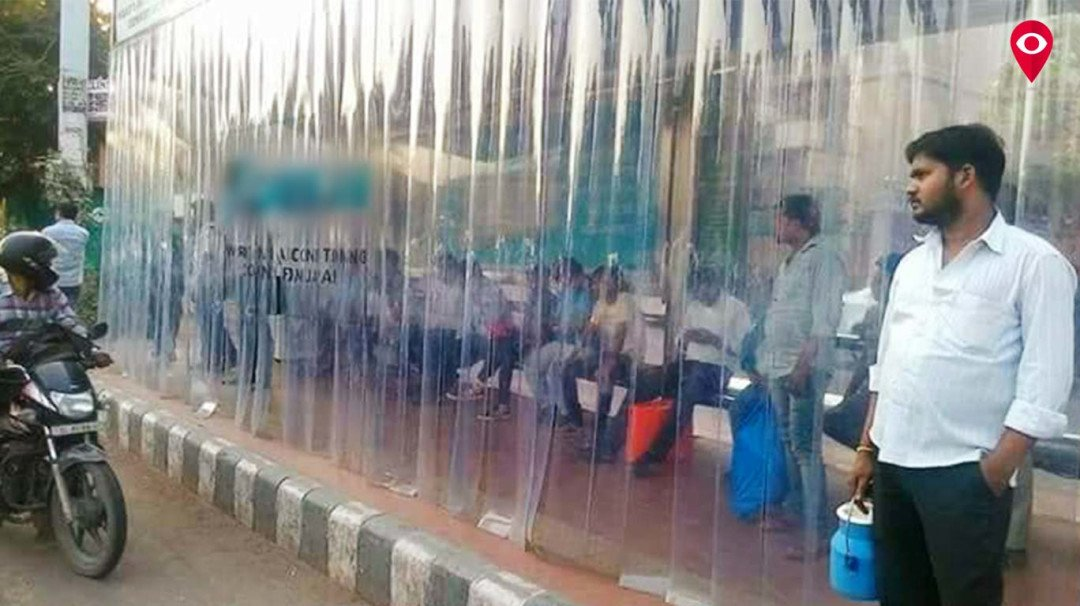 Mumbaikars have to wait for AC bus stop
