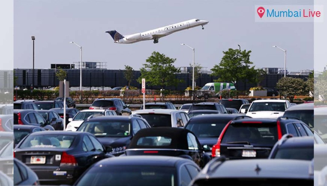 Pay the e-way for parking at airports