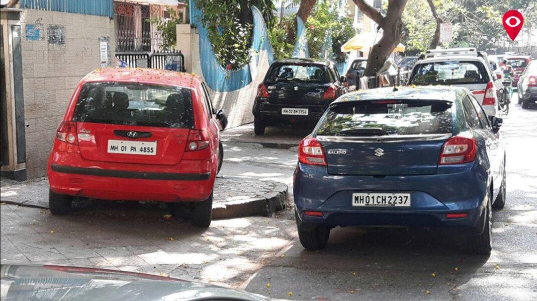 पाटण मंडल एएलएमची पार्किंगच्या विळख्यातून सुटका कधी?
