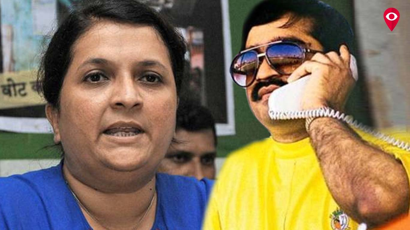 Anjali Damania Says She Got Threat Call For Cases Against Eknath Khadse
