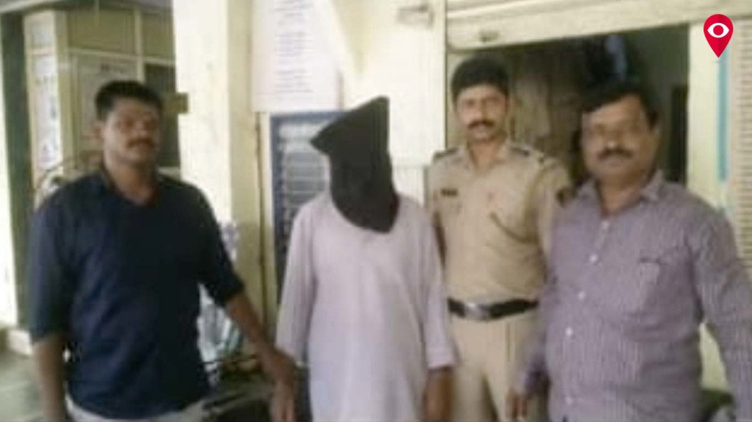 Old Man held for misbehaving with minor