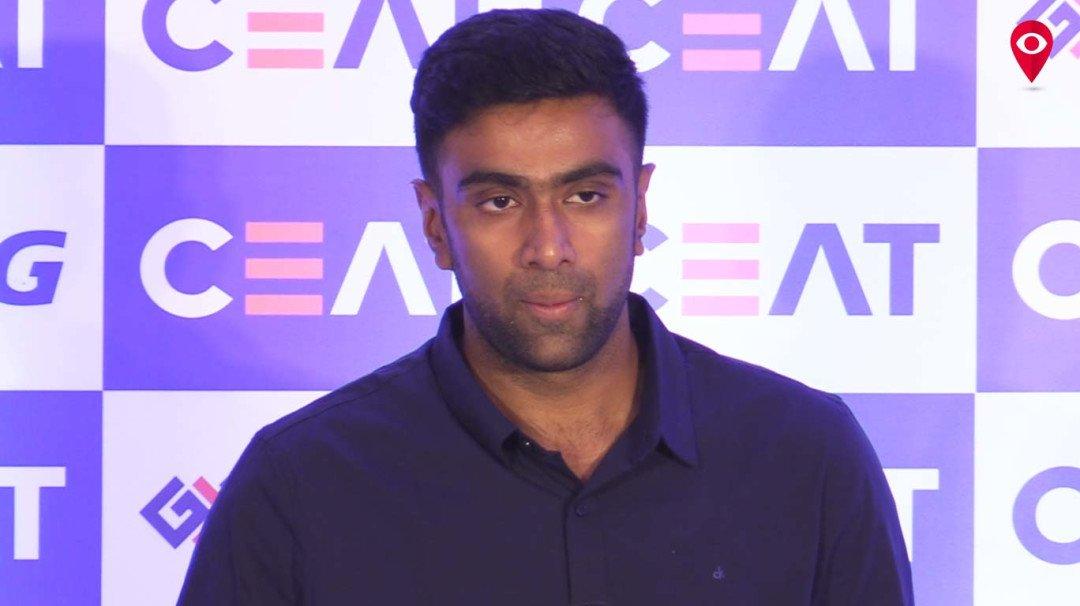आर. अश्विन ठरला 'सीएट आतंरराष्ट्रीय खेळाडू'