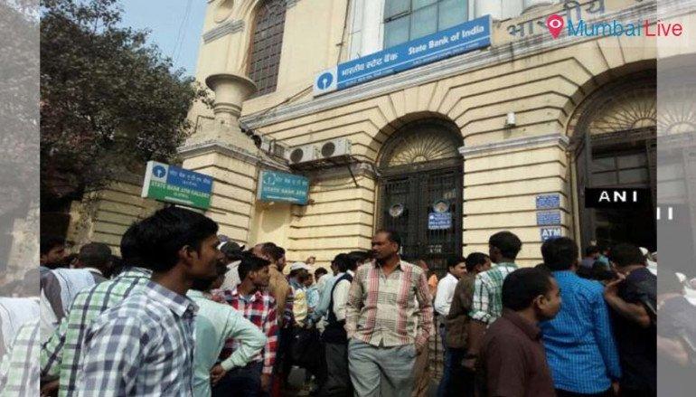 मुंबईत ATM सुरु, 31 डिसेंबरपर्यंत शुल्क नाही