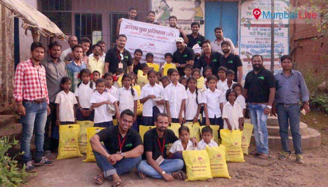 Celebrating Diwali with school kids