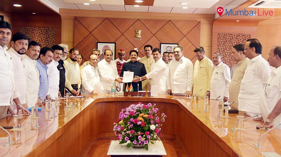 Sena goes against govt on MLAs' suspension issue